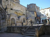 historic sites visit sa emilion south west france